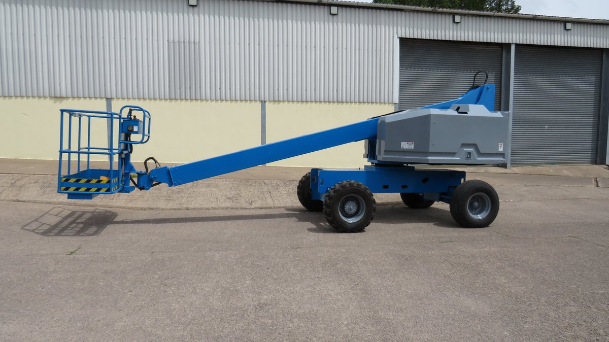 Image of New lease of life for 1996 Genie S40