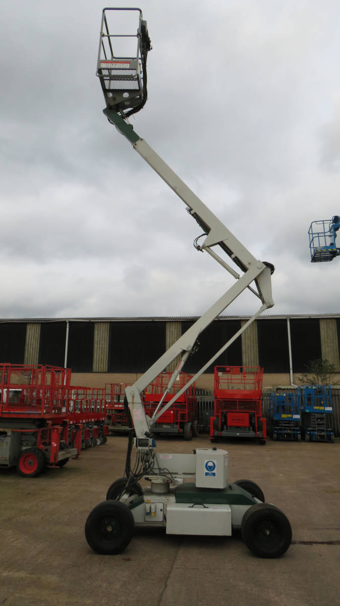 Image of Nifty Lift HR12 DC Battery only Boom Lift 1992