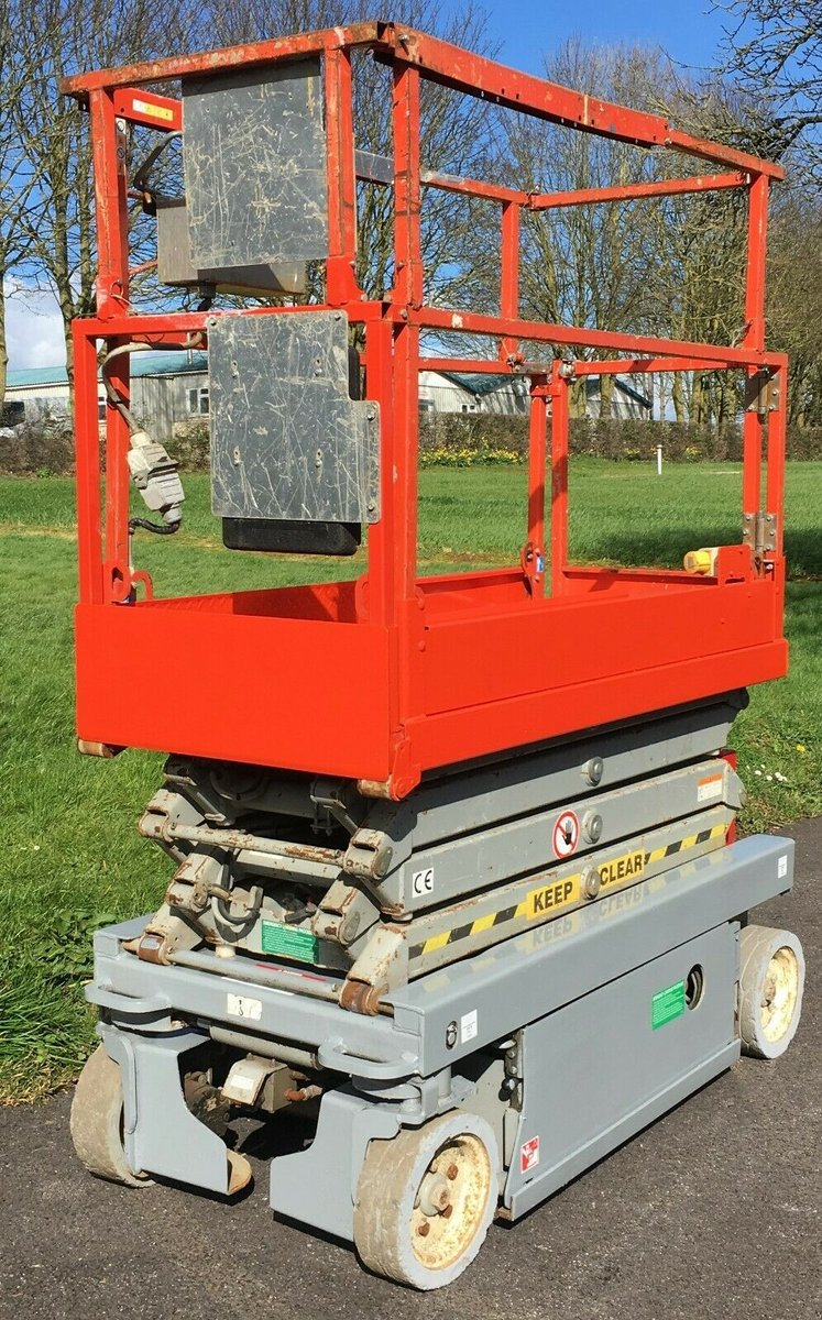 An image of Skyjack SJ3219 Scissor Lift MEWP goes here.